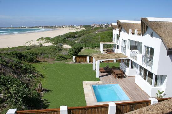 Cape St Francis, South Africa: Luxury villas set on the edge of the unes