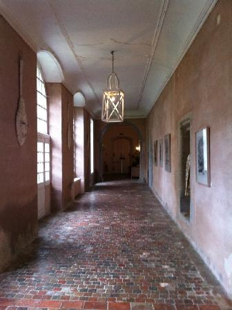 Flure Picture Of L Abbaye Chateau De Camon Camon Tripadvisor