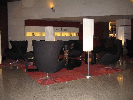 Pullman Sao Paulo Vila Olimpia Hotel: lobby