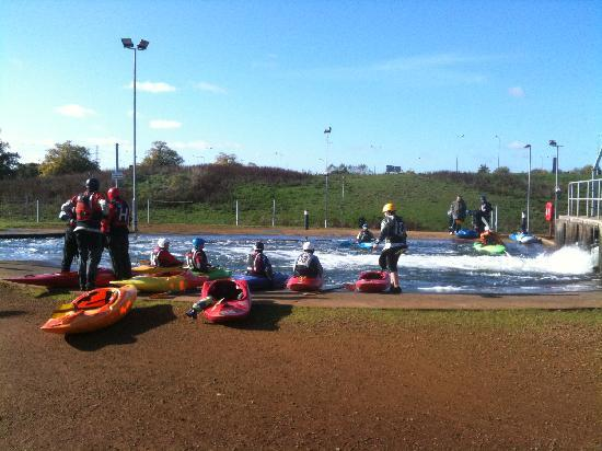 Nene Whitewater Centre - therapids