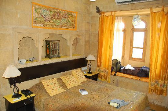 Hotel Fifu: unser Zimmer