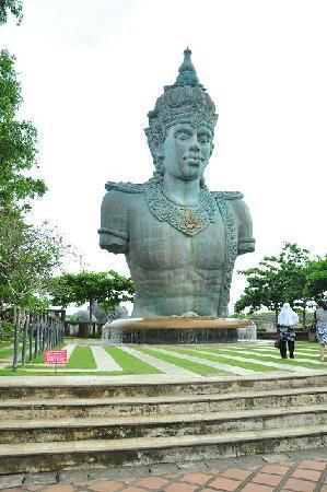 Four Seasons Resort Bali at Jimbaran Bay: Garuda Wisnu Kencana at Uluwatu