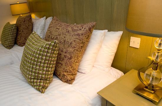 Sandown House B&B: bedroom