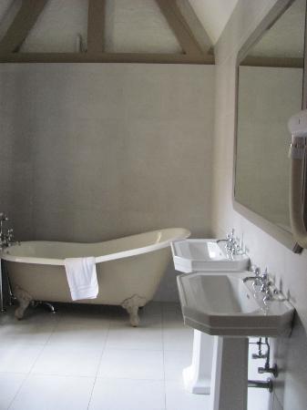 هوتل بوترهويس: baño