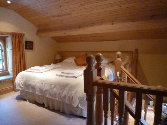 Cheviot Holiday Cottages: Coach House Bedroom