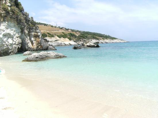 Zante Maris Hotel: another of the lovely beach spots you can find on the island