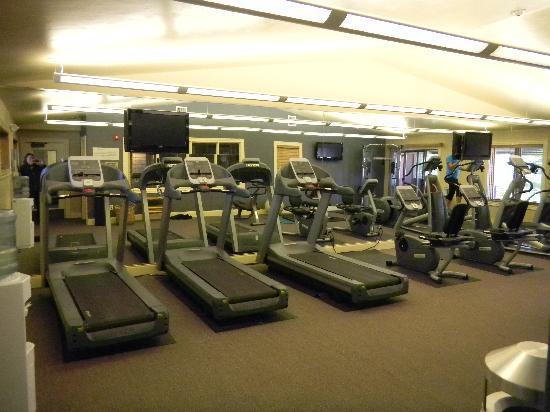 Wyndham Vacation Resorts Steamboat Springs: Excersise Room