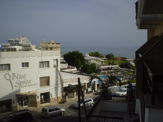 Anastasia Beach Hotel: View from our Room