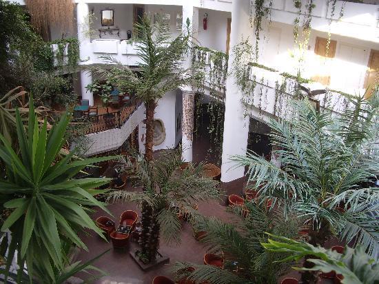 Hammamet Garden Resort & Spa: super intérieur romantique