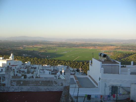 Casa Rural Leonor : View from the hotel terrace