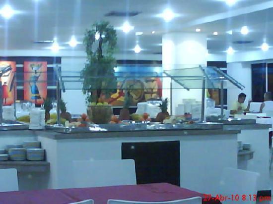 Hotel Cartagena Plaza : sus delicias