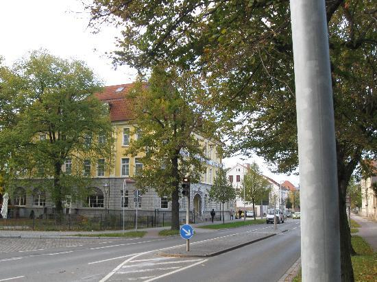 Hotel Quedlinburger Hof : The Hotel
