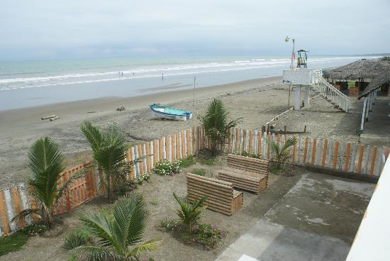 Pedernales, Ecuador: La vista 2