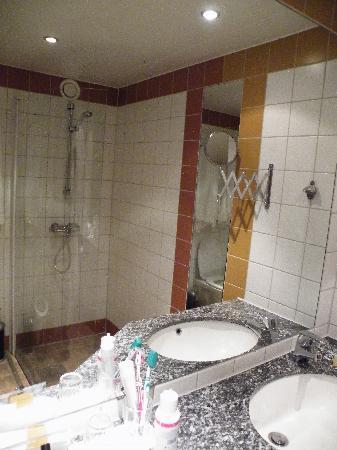 Scandic Forum: il bagno