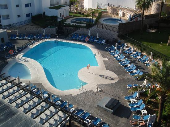 Hotel Los Patos Park: Main pool