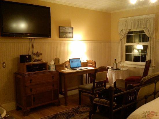 Αμπερντίν, Ουάσιγκτον: TV and work area