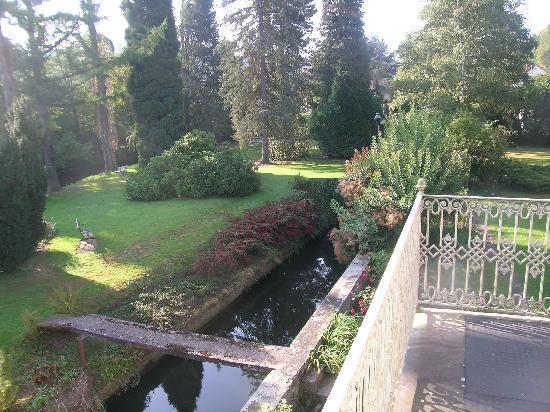 La Rubanerie : Blick auf das schöne Gelände