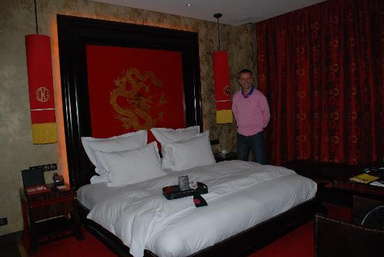 Buddha Bar Hotel Prague Our Bedroom