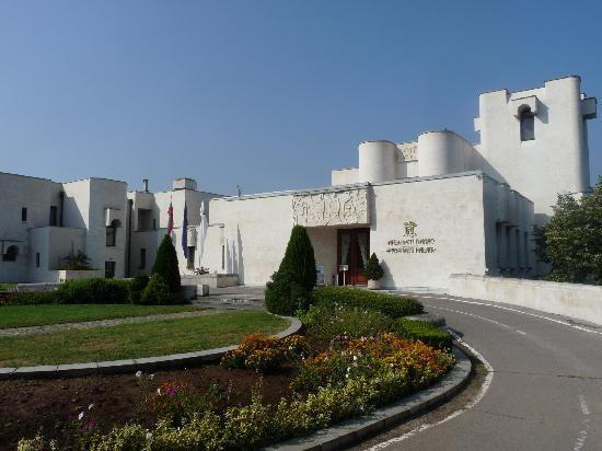 Arbanassi Palace : main entrance