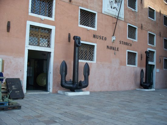 Naval History Museum Venice