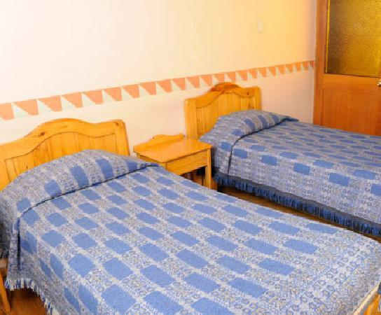 Le Foyer Hostel: Room