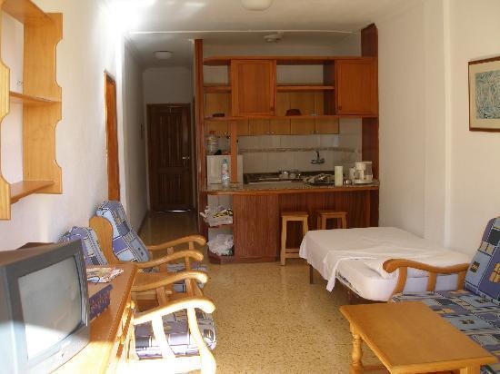 HV Agaete Parque: cucina