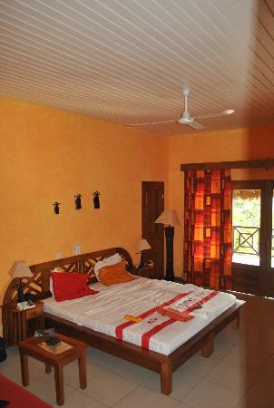 Vanila Hotel & Spa : Bedroom