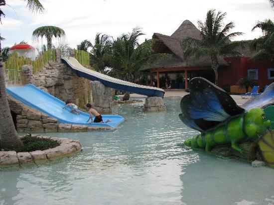 Barcelo Maya Colonial: La piscine pour enfants
