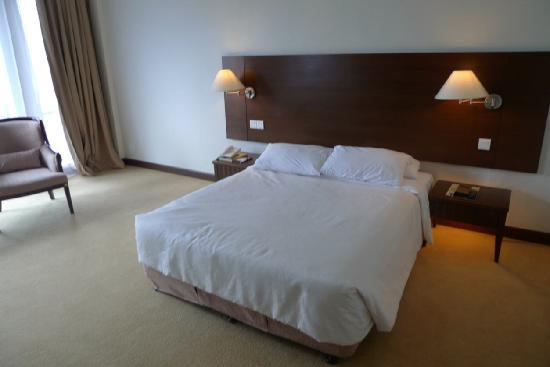Tanah Rata, Malaysia: Inside the new wing room