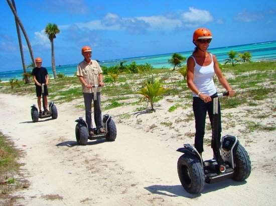 ‪Segway Eco-Tour‬