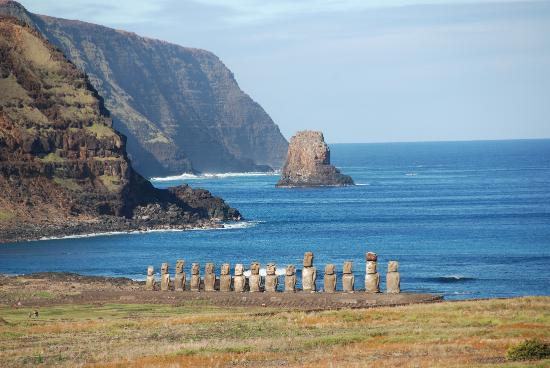 explora Rapa Nui: The fifteen