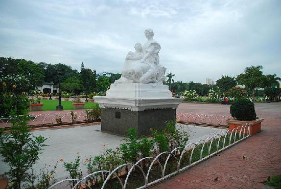 Lotus Garden Hotel: Rizal Parc Manila