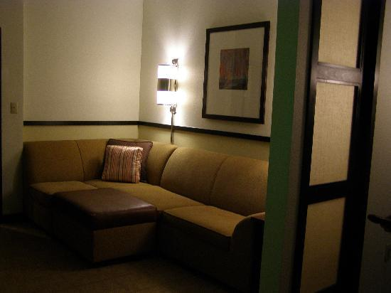 Hyatt Place Phoenix - North: Nice couch !