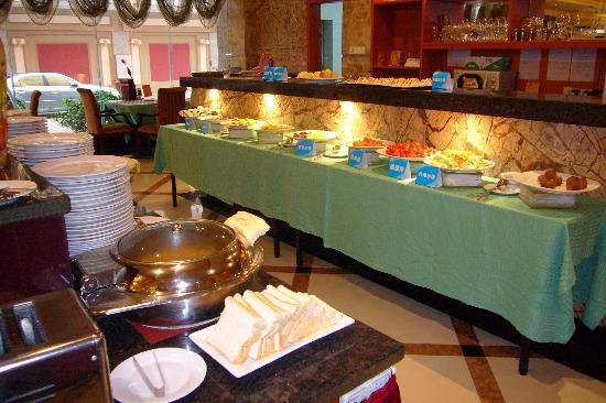 Wilson Hotel: Breakfast Buffet