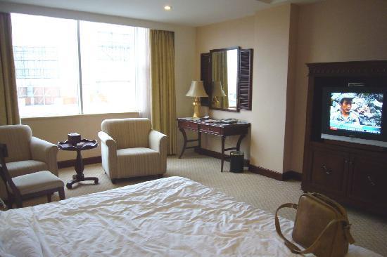 Wilson Hotel: Room