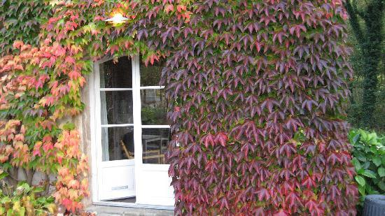 Autun, França: House and garden with a lot of charm