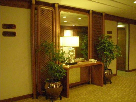 Hotel Jen Penang by Shangri-La: Traders corridor
