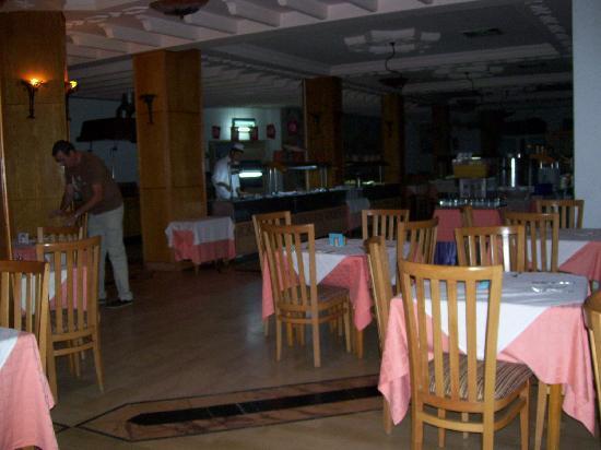 Monastir Center Hotel : restaurant