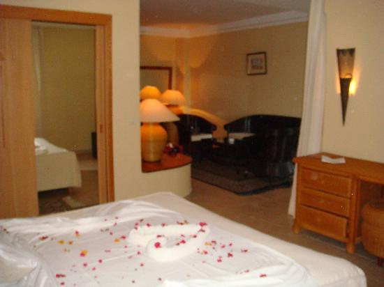 Vincci Resort Djerba: La suite prestige