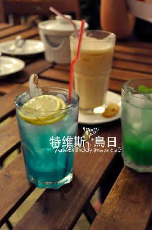 The Art Cafe : The Beverages