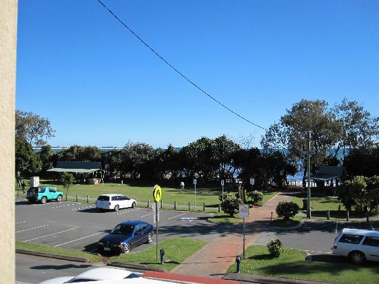 Marine Boutique Apartments: view from balcony