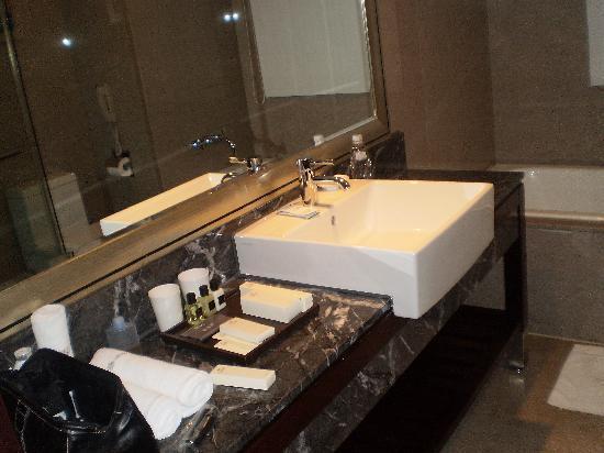 Royal Biz Taipei: Bathroom