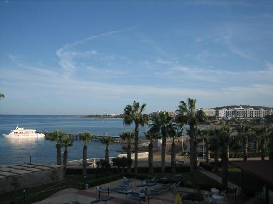 Evalena Beach Hotel Apartments -TEMPORARILY CLOSED: View from the Sea View Rooms