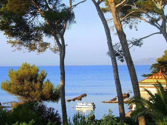 La Villa Mauresque: the view