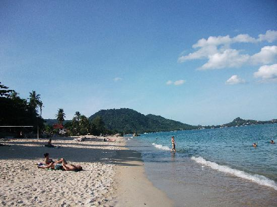 Green Villa: Lamai Beach