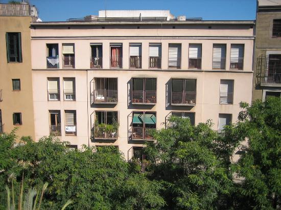 Allada Apartments: Vista