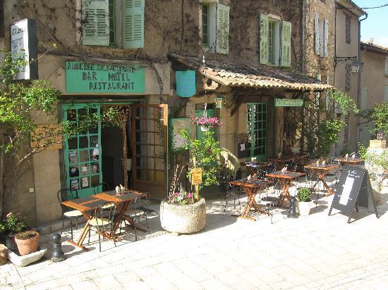 Baudinard-sur-Verdon, France: l'auberge