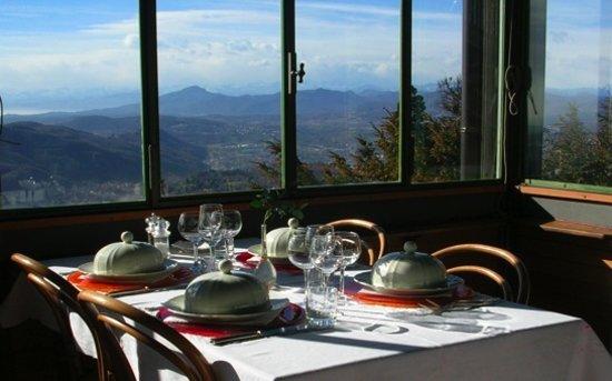 Ristorante Bellavista: Particolare della sala ristorante