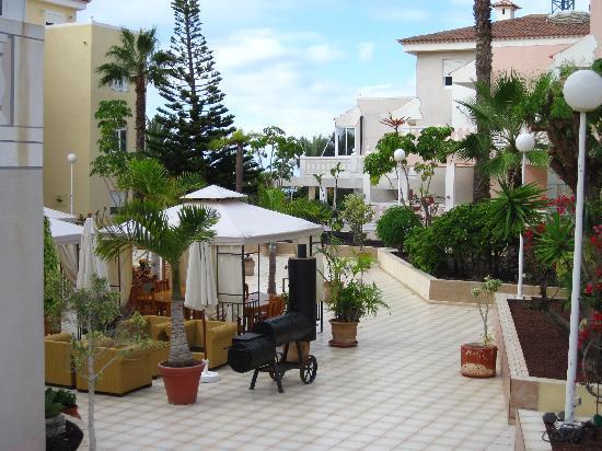 Chayofa Country Club: Restaurant lounge