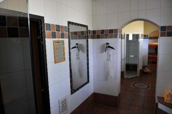 Hotel Martin: Sauna